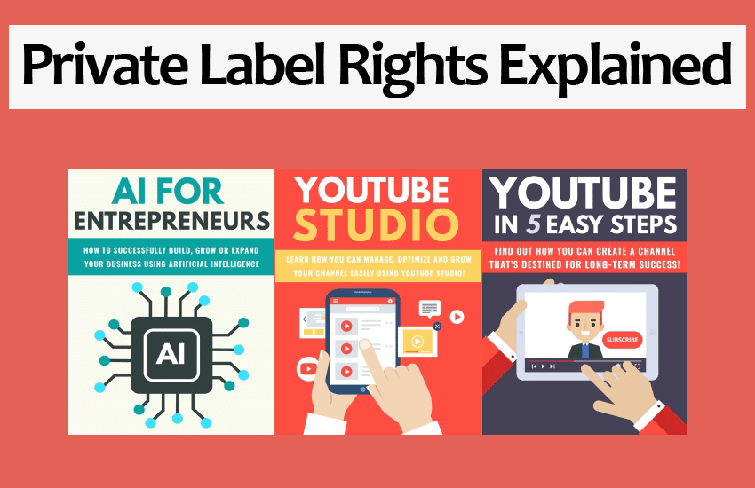 Private Label Rights Explained