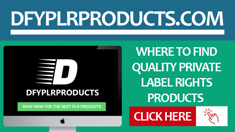 how to sell plr products