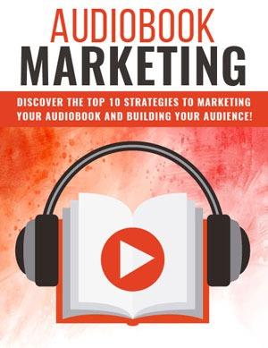 Audiobook Marketing PLR eBook