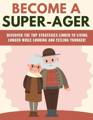 Become A Super-Ager PLR Product