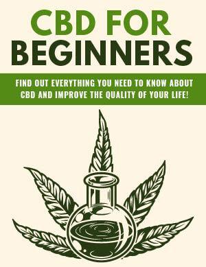 CBD For Beginners PLR eBook