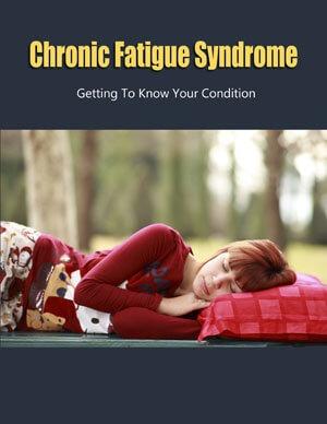 Chronic Fatigue Syndrome PLR eBook