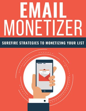 Email Monetizer PLR eBook