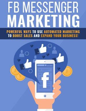 Facebook Messenger Marketing PLR eBook