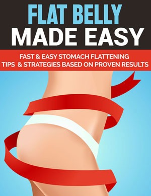Flat Belly Made Easy PLR eBook