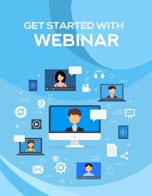 Get Started With Webinar PLR eBook
