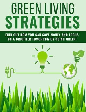 Green Living Strategies PLR eBook