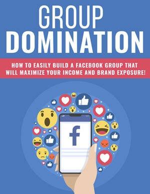 Group Domination PLR eBook