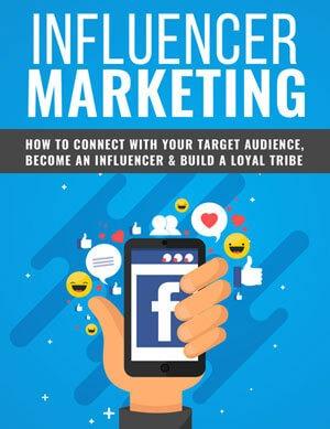 Influencer Marketing PLR eBook