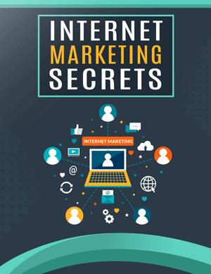 Internet Marketing Secrets PLR eBook