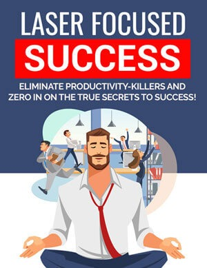 Laser Focused Success PLR eBook