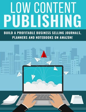Low Content Publishing PLR eBook