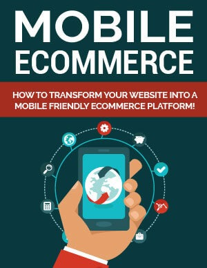 Mobile Ecommerce PLR eBook