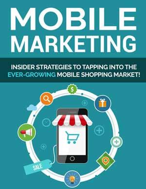 Mobile Marketing Guide PLR eBook
