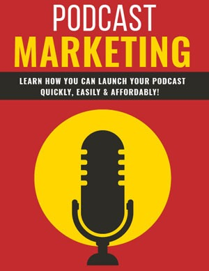 Podcast Marketing PLR eBook