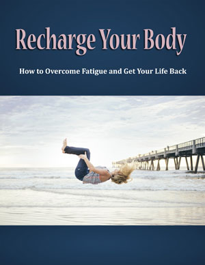 Recharge Your Body PLR eBook