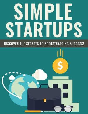 Simple Startups PLR eBook