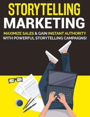 Storytelling Marketing PLR eBook