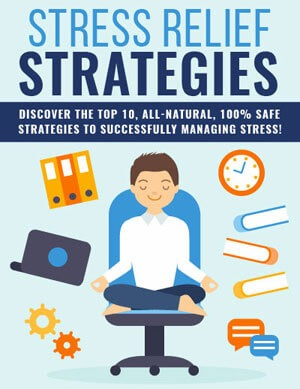 Stress Relief Strategies PLR eBook