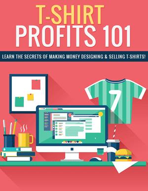 T-Shirt Profits PLR eBook