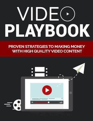 Video Playbook PLR eBook