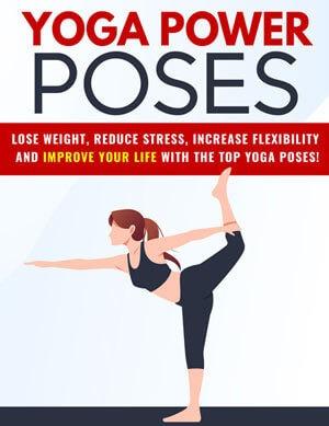 Yoga Power Poses PLR eBook