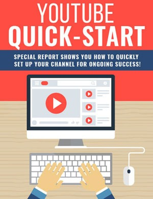 YouTube Quick Start PLR eBook