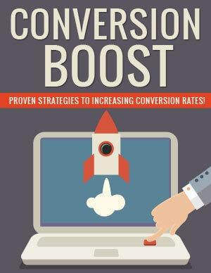 Conversion Boost PLR eBook