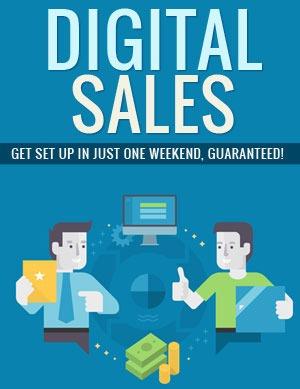 Digital Sales PLR eBook