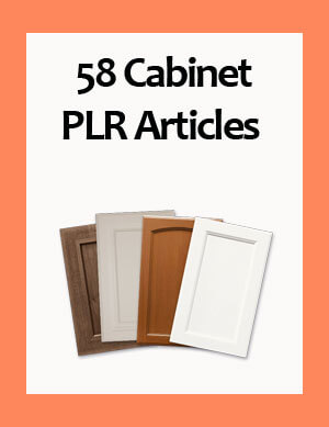cabinet plr articles