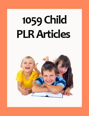 child plr articles