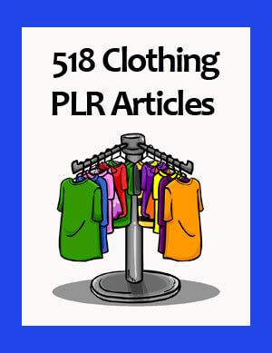 clothing plr articles