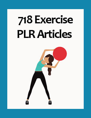 exercise-plr-articles