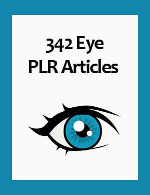 eye plr articles