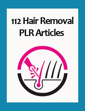 hair removal plr articles