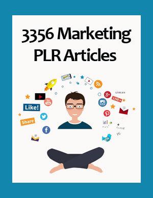 marketing plr articles