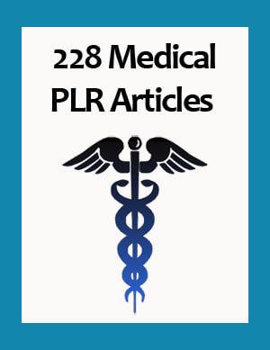medical plr articles