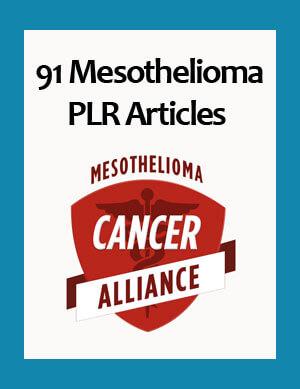mesothelioma plr articles