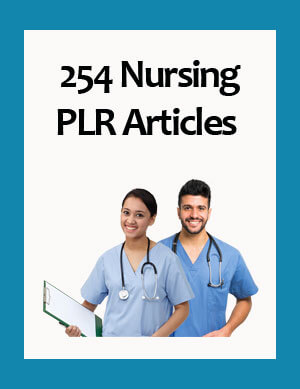 nursing plr articles