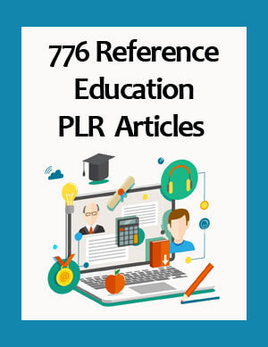 reference education plr articles