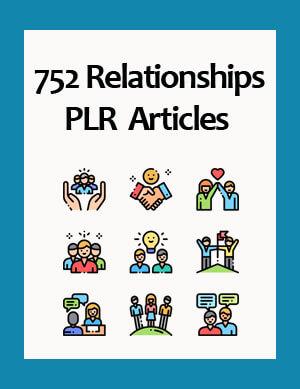 relationships plr articles