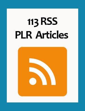 rss plr articles