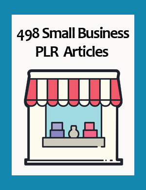 small business plr articles