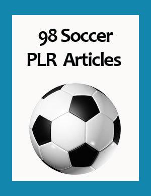soccer plr articles