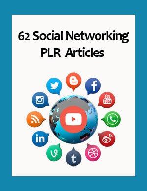 social networking plr articles
