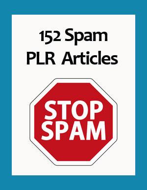 spam plr articles