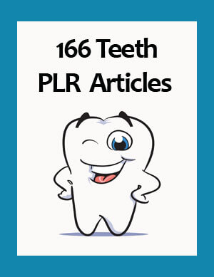 teeth plr articles