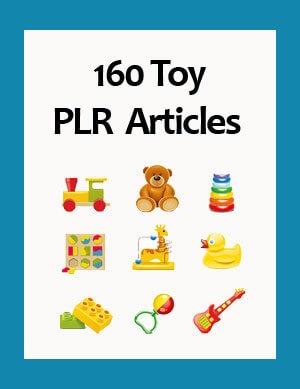 toy plr articles