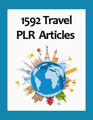 travel plr articles