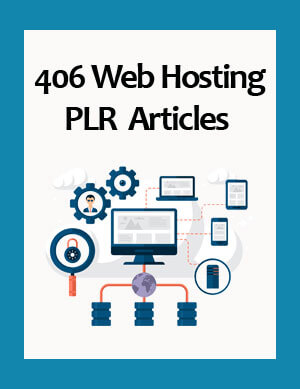 web hosting plr articles